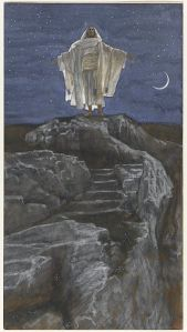 339px-Brooklyn_Museum_-_Jesus_Goes_Up_Alone_onto_a_Mountain_to_Pray_(Jésus_monte_seul_sur_une_montagne_pour_prier)_-_James_Tissot_-_overall