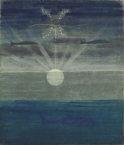 511px-Mikalojus_Konstantinas_Ciurlionis_-_THE_SUN_IS_PASSING_THE_SIGN_OF_PISCES_-_1906_-_7